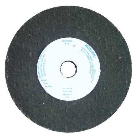 Grinding Wheel, T1, 3x1/2x3/8, AO, 24G, Blk