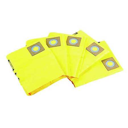 High-Efficiency Collection Filter Bags