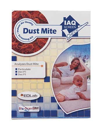 Dust Mite Screen Check