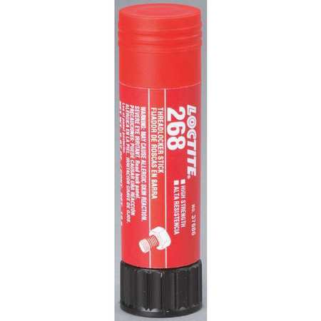 Threadlocker 268, 0.67 oz. Stick, Red