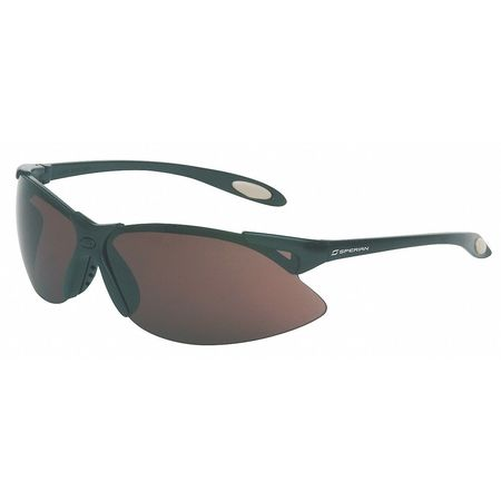 Honeywell TSR Gray Safety Glasses,  Scratch-Resistant,  Wraparound