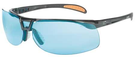 Honeywell SCT-Blue Safety Glasses,  Anti-Fog,  Wraparound