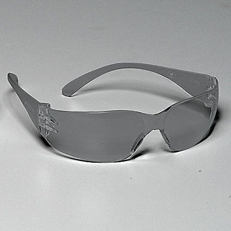 3M Indoor/Outdoor Safety Glasses,  Anti-Fog,  Frameless