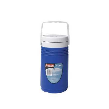 Details about COLEMAN 3000001016 Beverage Cooler,1/2 gal ,Blue