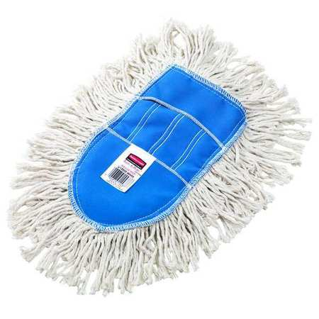 Wedge Dust Mop, White