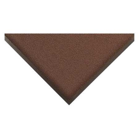 Carpeted Entrance Mat, Brown, 3ft. x 5ft.