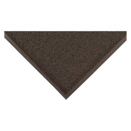 Carpeted Entrance Mat, Black, 3ft. x 5ft.