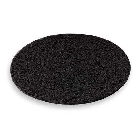 Stripping Pad, 13 In, Black, PK5
