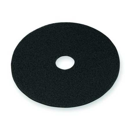 Stripping Pad, 20 In, Black, PK5