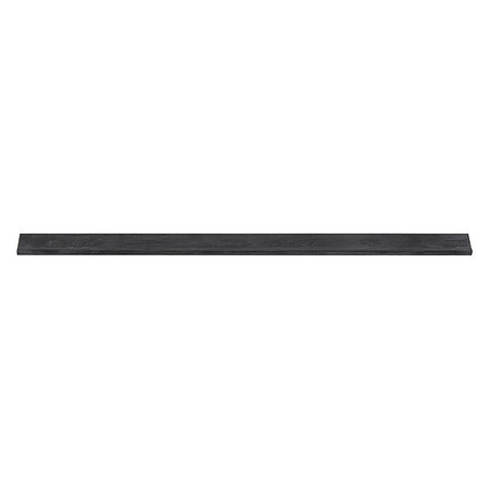 """Replacement Squeegee Blade, 14""""L, Rubber"""