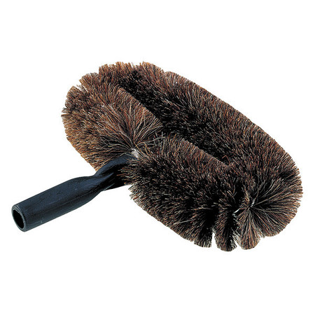 "Duster Brush, Wire and Horse Hair, 12""L"