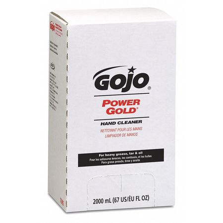 GOJO Soap, Citrus, Green, Refill, PK4