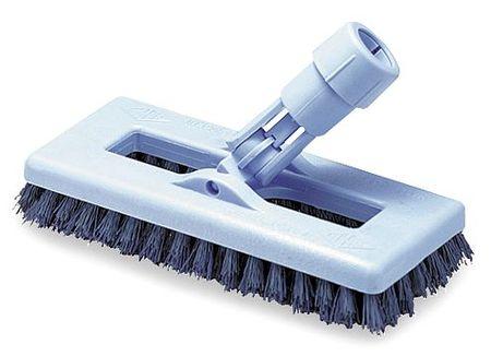 Scrub Brush, Nylon, Replacement Brush Head