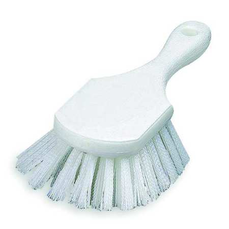 Utility Brush, Nylon, Short Handle