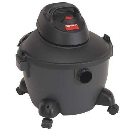 Wet/Dry Vacuum, 4.5 HP, 8 gal., 120V