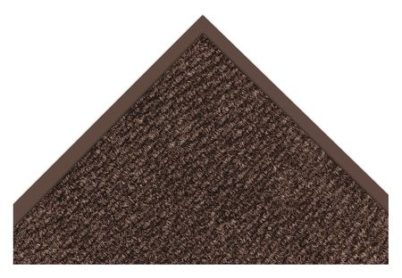Carpeted Entrance Mat, Brown, 2ft. x 3ft.
