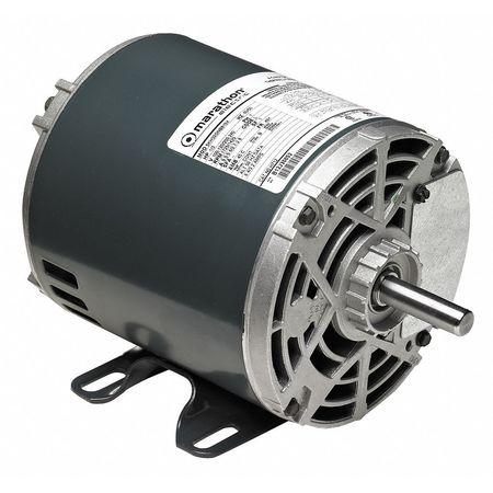 Pump Mtr, 1/3hp, 1725, 100-120/200-240V, 48Y