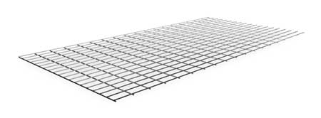 Decking, Galv Wire, 72in, 36in, 500 lb. Cap