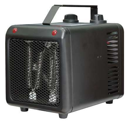 1500/1000W Electric Space Heater,  Fan Forced,  120V