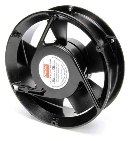 "6-3/4"" Round Axial Fan,  115VAC"