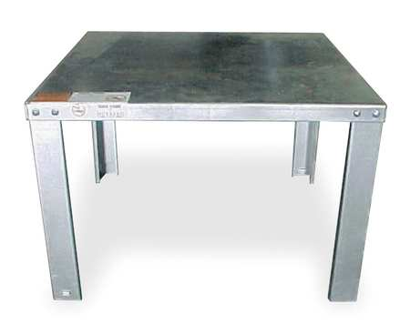 Water Heater Stand, 22x22x16, Steel