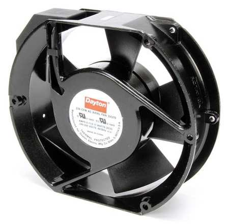 "5-7/8"" Round Axial Fan,  230VAC"