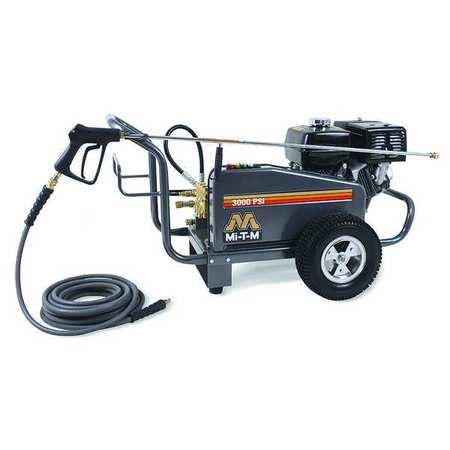 3000 psi 3.5 gpm Cold Water Gas Pressure Washer