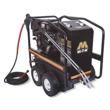 3000 psi 2.8 gpm Hot Water Gas Pressure Washer