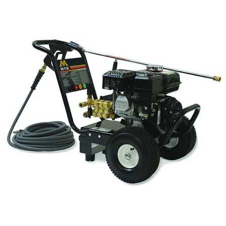 2400 psi 2.4 gpm Cold Water Gas Pressure Washer