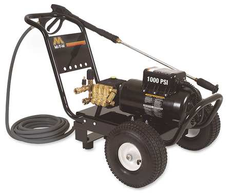 1000 psi 2 gpm Cold Water Electric Pressure Washer