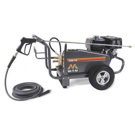 3500 psi 3.7 gpm Cold Water Gas Pressure Washer