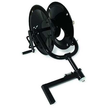 mi t m pressure washer hose reel trailer mount aw 0050. Black Bedroom Furniture Sets. Home Design Ideas