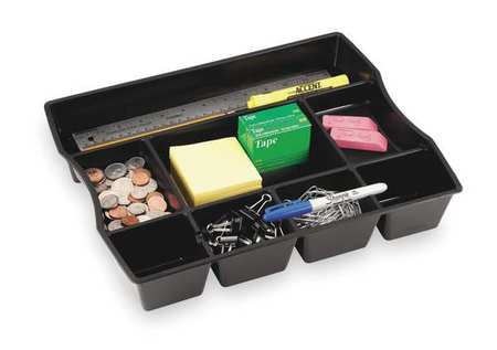 Drawer Organizer, Recycled, Black