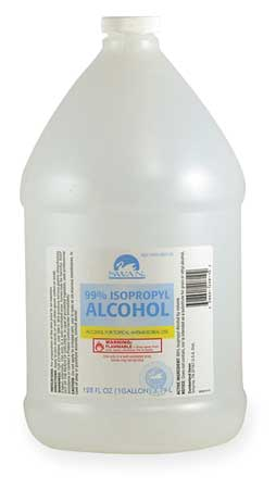 Rubbing Alcohol, Bottle, 1 gal.