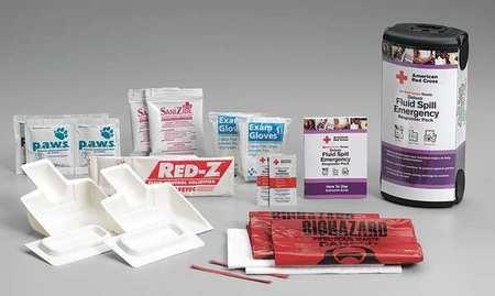 Fluid Spill Responder Pack