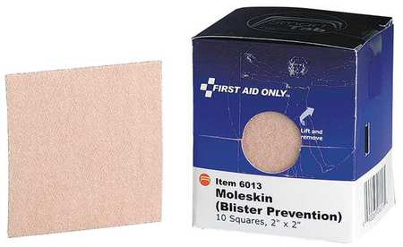 Moleskin, Flexible Fabric, PK10