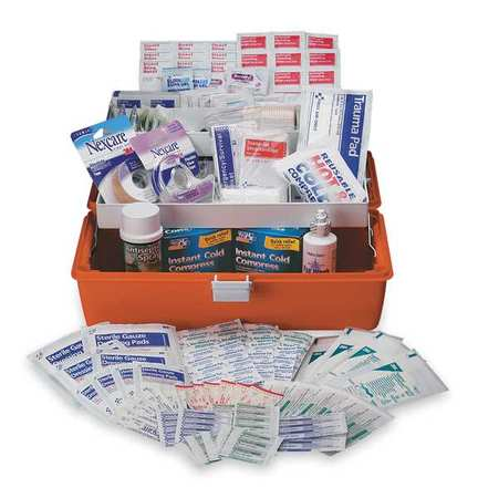 Response First Aid Kit, White