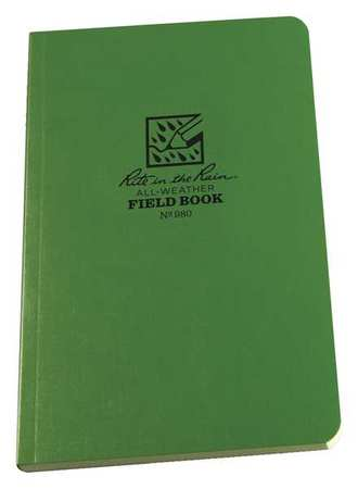 Field Book, Universal, 4-5/8 x 7-1/4In.