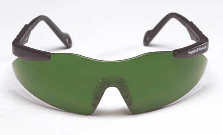 Smith & Wesson Shade 5.0 Safety Glasses,  Scratch-Resistant