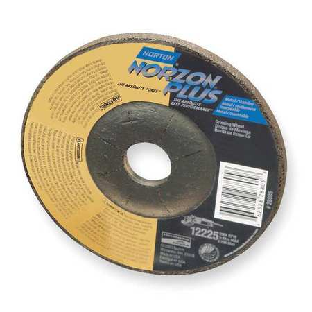 "CutOff Wheel, NorZon, 4-1/2""x.045""x7/8"""