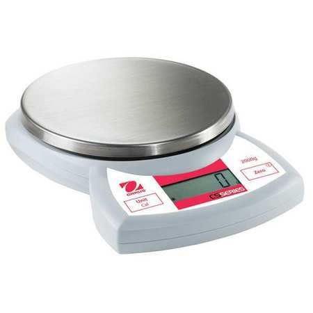 Shipping and Receiving Scale, 2kg/4.4 lb.