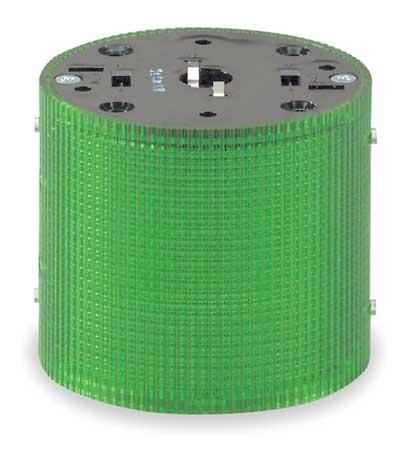 Tower Light LED Module, 120V, 100mm, Grn