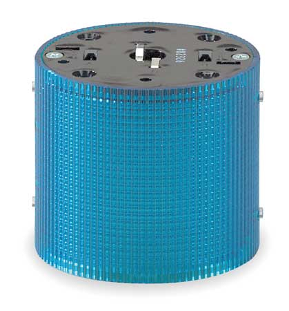 Tower Light LED Module, 120V, 100mm, Blu
