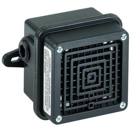 Signaling Device, 120VAC, 0.18 AC, Black