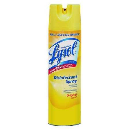 Disinfectant Spray, Size 19 oz., PK12