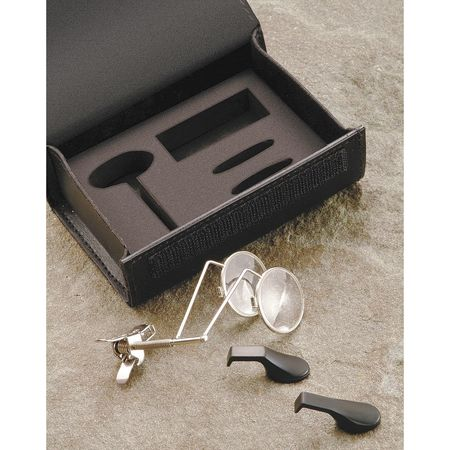 Loupes and Hands-Free Magnifiers