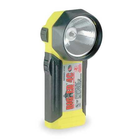 PELICAN 39/25 Lumens,  Krypton Yellow Hands Free Light