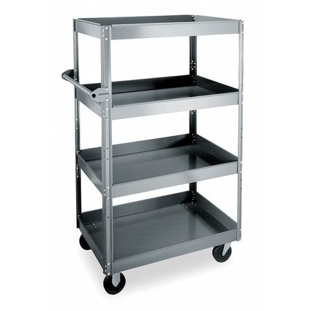 Stock Cart, 4 Trays