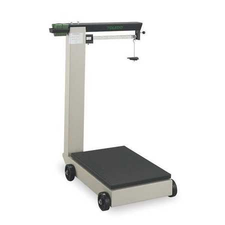 Mechanical Floor Scale 1000 lb. Capacity