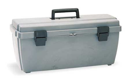 "Parts Storage Utility Box,  23"" W x 23"" L x 10-1/2"" H"